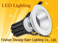 Foshan Shuaiqi Kaer Lighting Co., Ltd.