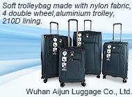 Wuhan Aijun Luggage Co., Ltd.