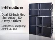 Guangzhou Minghong Audio Co., Ltd.