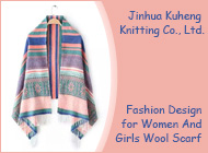 Jinhua Kuheng Knitting Co., Ltd.