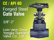 Lixin Valve Group Yongjia Tianbang Valve Co., Ltd.