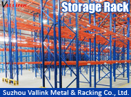 Suzhou Vallink Metal & Racking Co., Ltd.