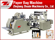 Zhejiang Zhuxin Machinery Co., Ltd.