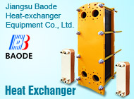 Jiangsu Baode Heat-exchanger Equipment Co., Ltd.