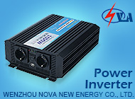 WENZHOU NOVA NEW ENERGY CO., LTD.