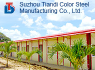 Suzhou Tiandi Color Steel Manufacturing Co., Ltd.