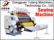 Dongguan Yuteng Machinery Technology Co., Ltd.