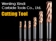 Wenling Xindi Carbide Tools Co., Ltd.