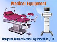 Dongguan Brilliant Medical Equipment Co., Ltd.