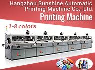 Hangzhou Sunshine Automatic Printing Machine Co., Ltd.