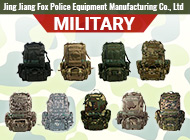 Jing Jiang Fox Police Equipment Manufacturing Co., Ltd