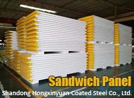 Shandong Hongxinyuan Coated Steel Co., Ltd.