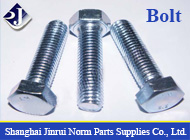 Shanghai Jinrui Norm Parts Supplies Co., Ltd.