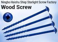 Ningbo Haishu Shiqi Starlight Screw Factory