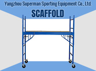 Yangzhou Superman Sporting Equipment Co., Ltd.