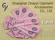 Shanghai Chaoyi Garment Accessories Co., Ltd.