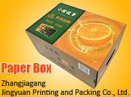Zhangjiagang Jingyuan Printing and Packing Co., Ltd.