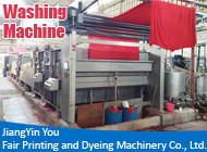JiangYin You Fair Printing and Dyeing Machinery Co., Ltd.