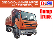 QINGDAO DAWNSHINE IMPORT AND EXPORT CO., LTD.