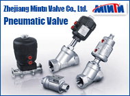 Zhejiang Mintn Valve Co., Ltd.
