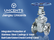 Jiangsu Unicents Valve Co., Ltd.