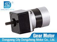 Dongyang City Dongzheng Motor Co., Ltd.
