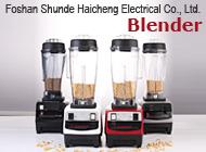 Foshan Shunde Haicheng Electrical Co., Ltd.