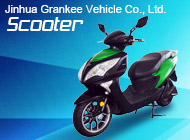Jinhua Grankee Vehicle Co., Ltd.