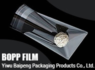 Yiwu Baipeng Packaging Products Co., Ltd.