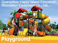 Guangzhou Happy Island Education Recreation Equipment Co., Ltd.