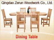 Qingdao Zerun Woodwork Co., Ltd.
