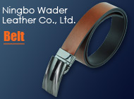Ningbo Wader Leather Co., Ltd.