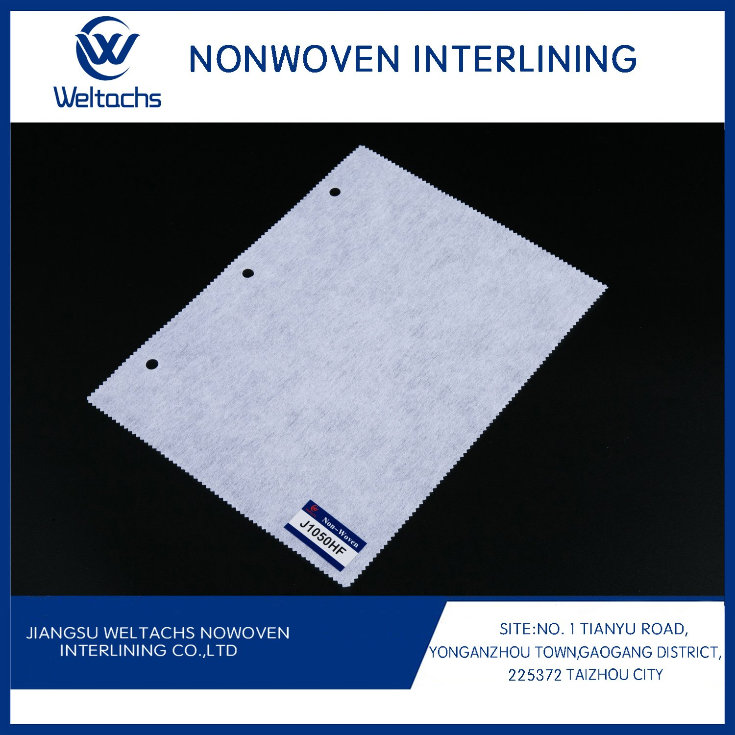 Jiangsu Weltachs Nonwoven Interlining Co., Ltd.