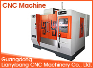 Guangdong Lianyibang CNC Machinery Co., Ltd.