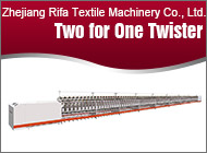 Zhejiang Rifa Textile Machinery Co., Ltd.
