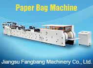 Jiangsu Fangbang Machinery Co., Ltd.