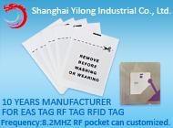 Shanghai Yilong Industrial Co., Ltd.