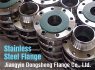 Jiangyin Dongsheng Flange Co., Ltd.