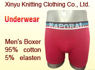 Xinyu Knitting Clothing Co., Ltd.