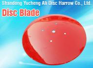 Shandong Yucheng Ali Disc Harrow Co., Ltd.