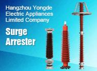 Hangzhou Yongde Electric Appliances Limited Company