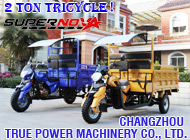 CHANGZHOU TRUE POWER MACHINERY CO., LTD.