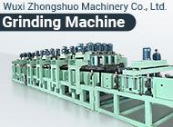 Wuxi Zhongshuo Machinery Co., Ltd.