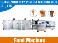 GUANGZHOU CITY PENGDA MACHINERIES CO., LTD.