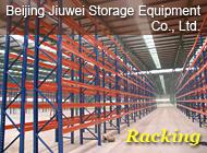 Beijing Jiuwei Storage Equipment Co., Ltd.