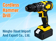 Ningbo Riset Import And Export Co., Ltd.
