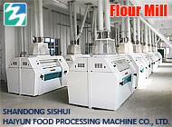 SHANDONG SISHUI HAIYUN FOOD PROCESSING MACHINE CO., LTD.