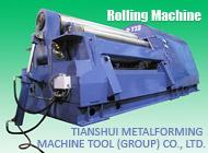 TIANSHUI METALFORMING MACHINE TOOL (GROUP) CO., LTD.