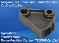 Qingdao Free Trade Zone Tianhe Precision Casting Co., Ltd.