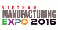Vietnam Manufacturing Expo 2016